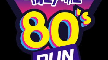 Awesome 80's Run San Diego – Sunday, April 29, 2018